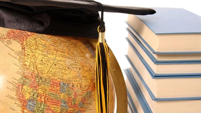 vado a studiare all' estero