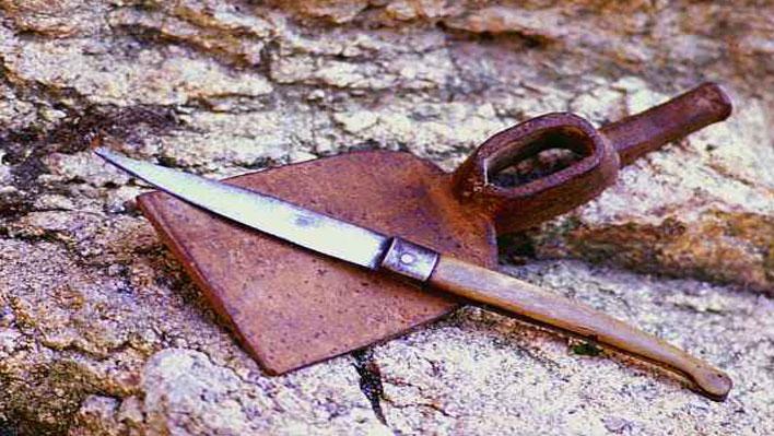 vecchi coltelli non vanno piu bene
